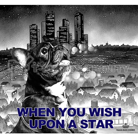 When You Wish Upon A Star(トート)