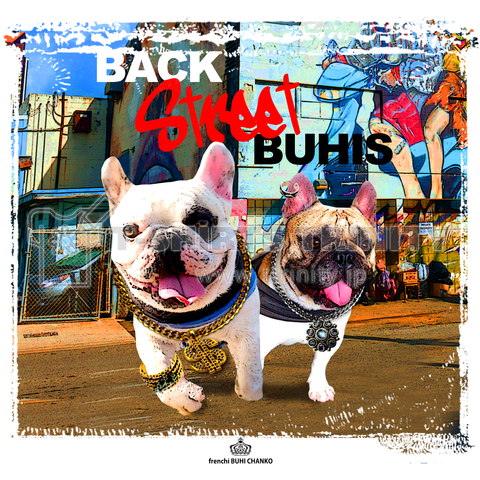 Back Street Buhis(トート)