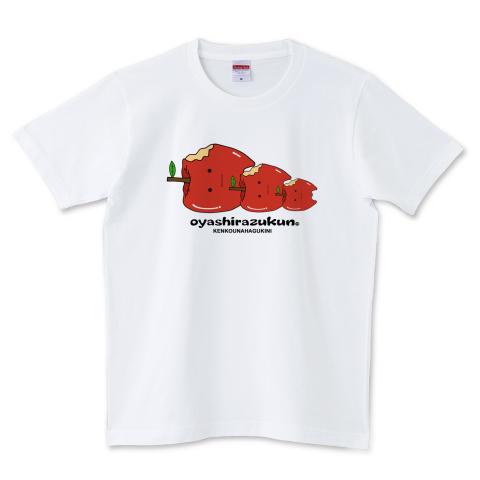 アップルしらず まよこ編 5.0オンスTシャツ (United Athle)