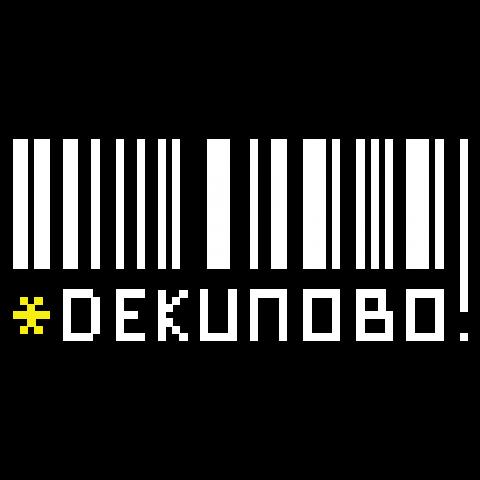 barcode DEKUNOBO-White