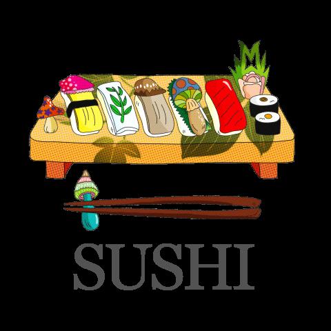 SUSHI-MAGICLOVEJAPAN
