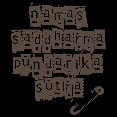 「namas-B」PUNKISH-BUDDHISM