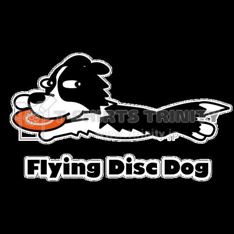 ボーダーコリー FLYING DISK DOG