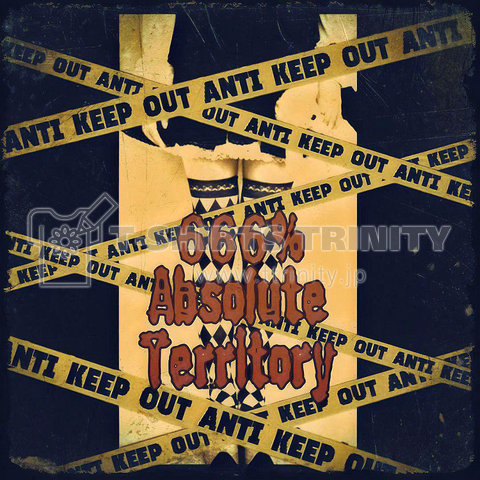 666% Absolute Territory☆ 04-R