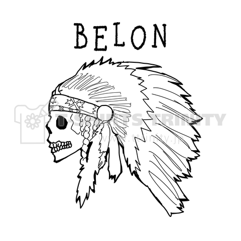 BELON✕Indian
