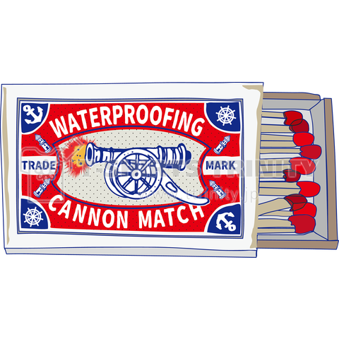 Waterproofing match-I