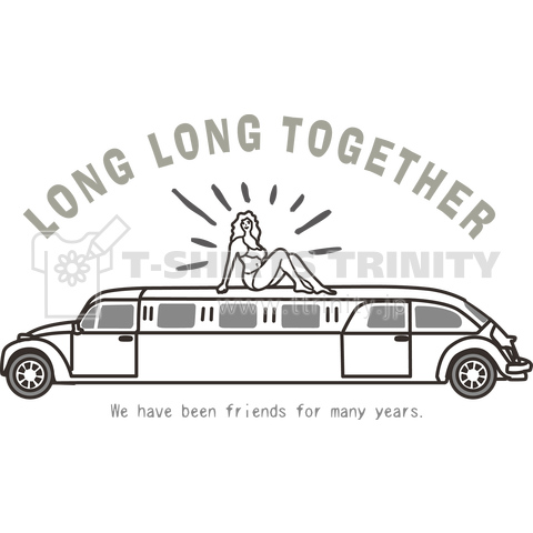 LONG LONG TOGETHER