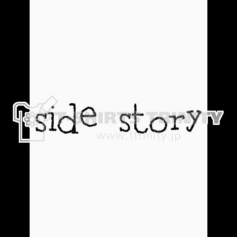 【完全受注生産】side story