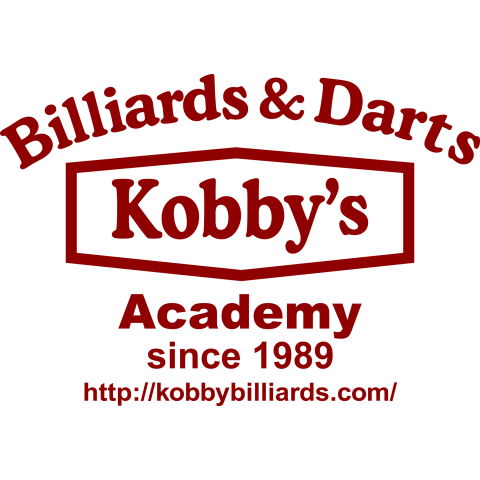 kobby billiards red