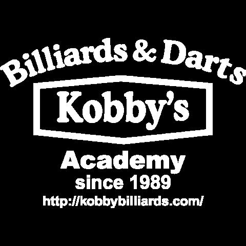 kobby billiards white