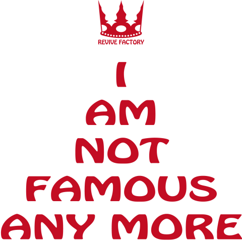 I-AM-NOT-FAMOUS-ANY-MORE(赤)