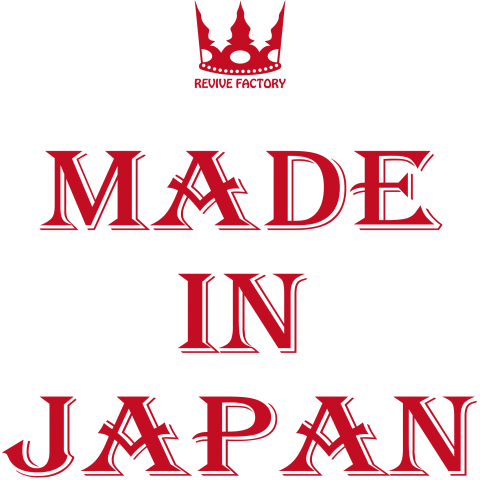 MADE IN JAPAN(赤)