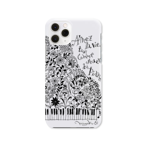 Piano iPhoneケース(iPhone 11 Pro 専用)