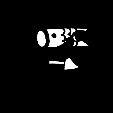 こいのぼりマン_卓球