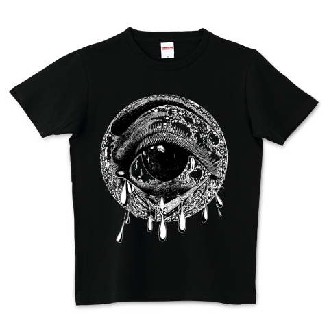 Mo cry oN 5.0オンスTシャツ (United Athle)