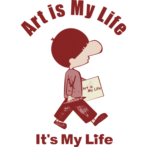 It's My Life-Art-