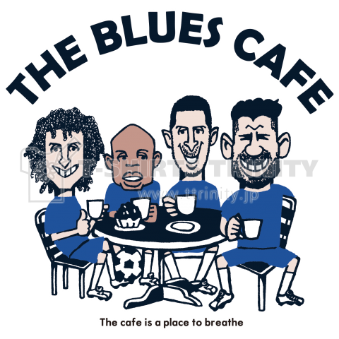 THE BLUES CAFE