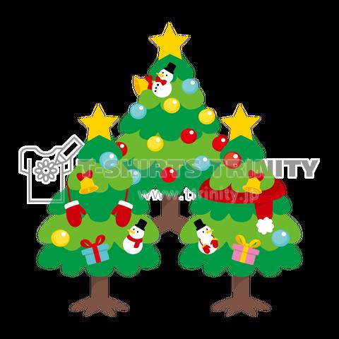 カスタマイズOK >CT89 森さんのクリスマスA