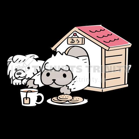 カスタマイズOK >CT112 YETI is yeah*家でお茶*A