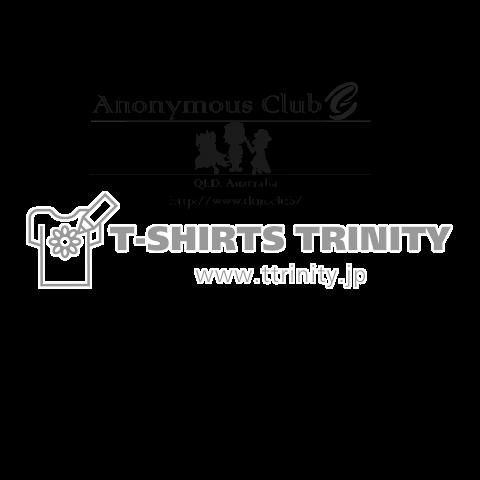 匿名クラブオリジナルシャツ(ライトカラー)