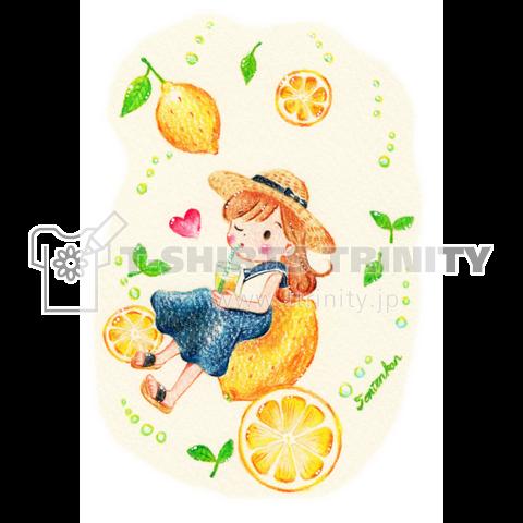 レモンサイダーな女の子
