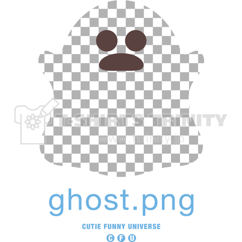 FUNNY☆GHOST【PNG】