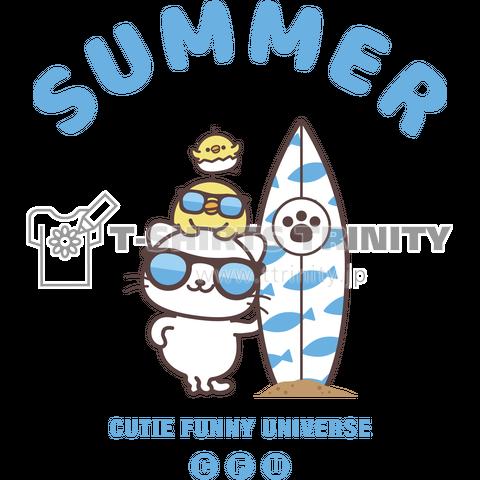 FUNNY☆CATS【SUMMER】