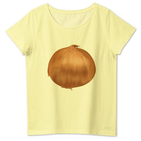 たまねぎTシャツ 4.6oz Fine Fit Ladies Tshirts(DALUC)