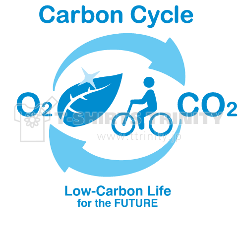 Carbon Cycle - Bicycle - SkyBlue