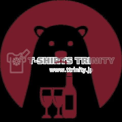 Polar Bear + Wine 白くま + ワイン 78
