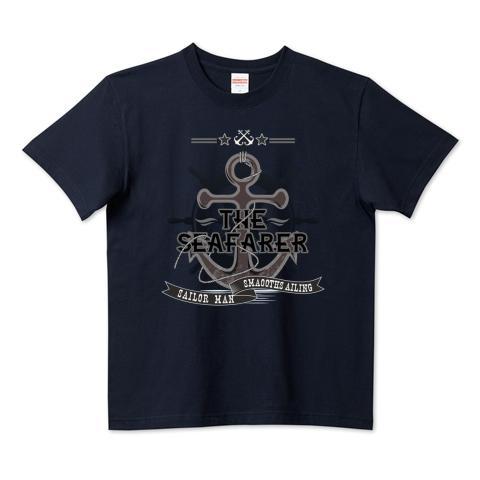 冒険(白) 5.6ハイクオリティーTシャツ(United Athle)