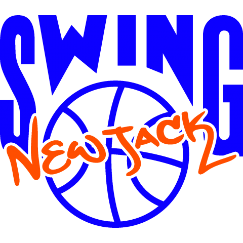 NEW JACK SWING T-Shits 3 EWING ver