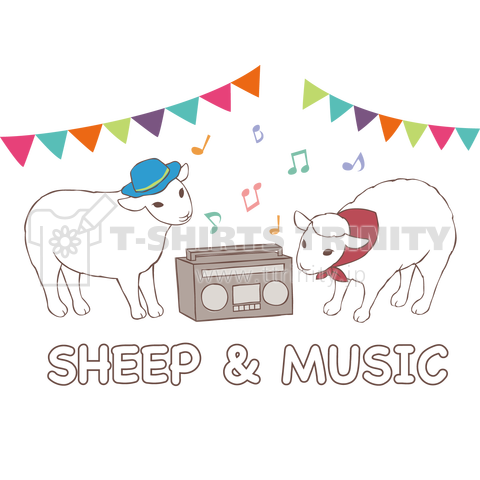 SHEEP & MUSIC