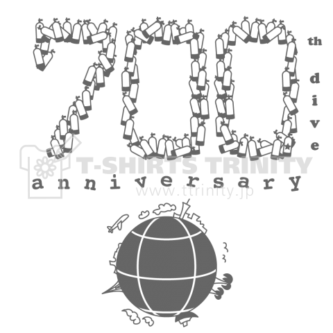 700th dive anniversary [mini]