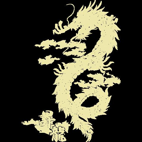 昇り龍(竜)rising dragon