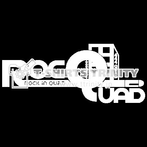 ROCQUAD ロゴ W