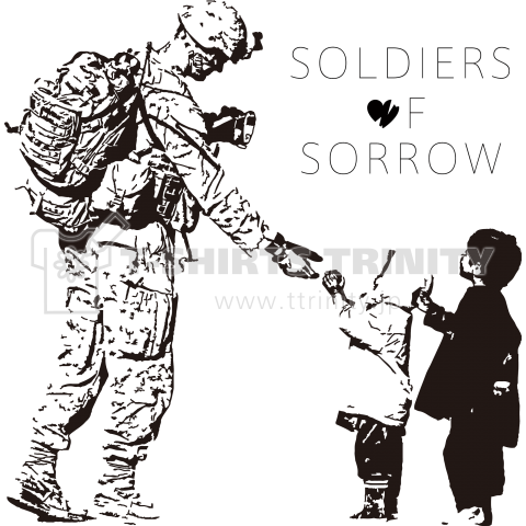 SOLDIERS OF SORROW【CHILDREN】