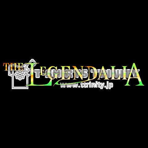【LEGENDALIA】ロゴ