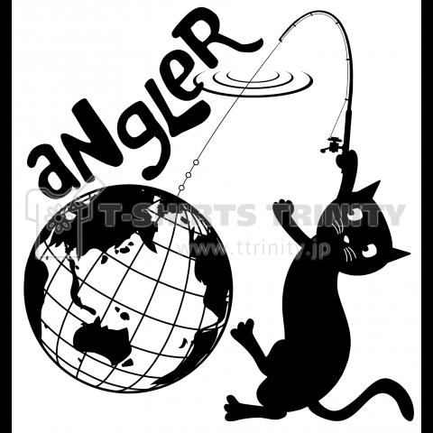 アングラーの猫