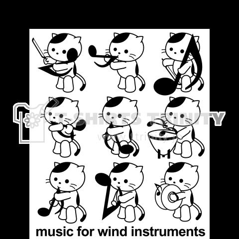 猫耳中学吹奏楽団