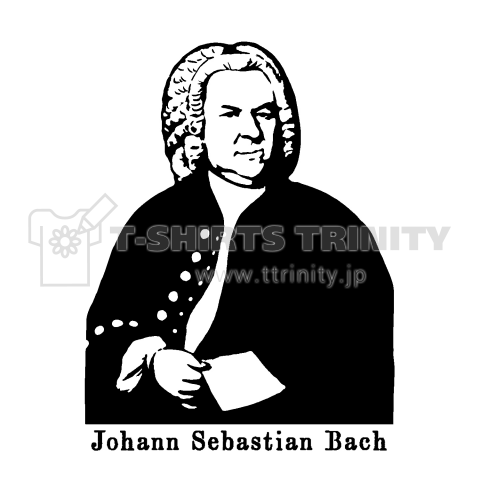 J.S.Bach バッハ Historical Figures 026