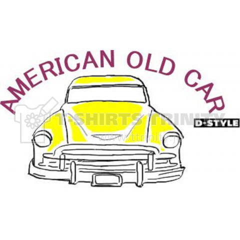 AMERICAN OLD CAR