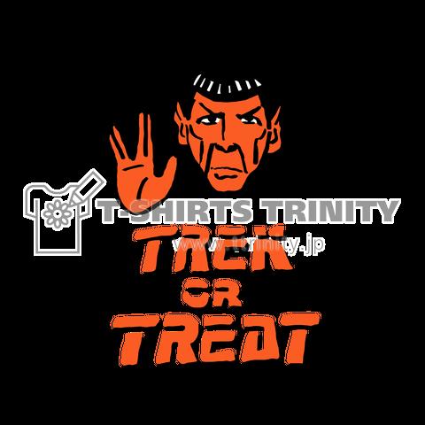 【ハロウィン】TREK OR TREAT