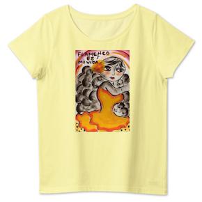 「El amor」T-shirt Trinity店