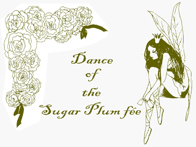 Dance of the Sugar Plum fée