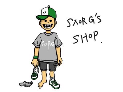 SXOR G'S SHOP