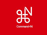 Command+N