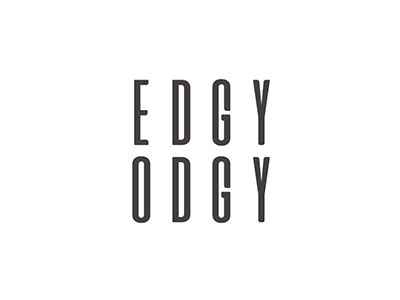 EDGY ODGY