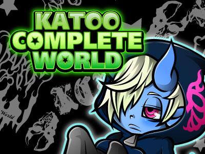 KATOO COMPLETE WORLD