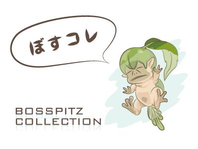 ぼすコレ(BOSSPITZ COLLECTION)